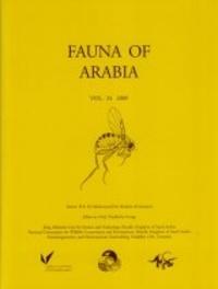 Friedhelm Krupp - Fauna of Arabia - Volume 24.