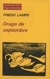 Friedo Lampe - Orage de septembre.
