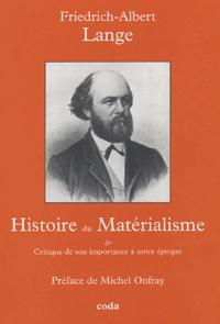 Histoire du Matérialisme - Critique de son Importance à notre Epoque.pdf