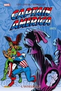 Friedrich et Stan Lee - Captain America L'intégrale Tome 5 : 1971.