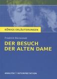 Friedrich Dürrenmatt - Der Besuch der alten Dame.