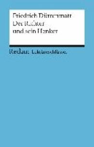 Deedr.fr Der Richter und sein Henker. Lektüreschlüssel für Schüler Image