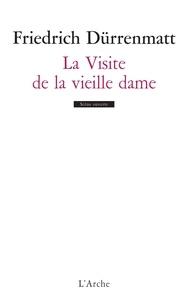 Téléchargement gratuit de etextbooks La visite de la vieille dame (French Edition)  par Friedrich Dürrenmatt 9782851818294