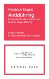 Friedrich Engels - Antidühring (La subversión de la ciencia por el señor Eugen Dühring).