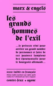 Deedr.fr Les grands hommes de l'exil Image