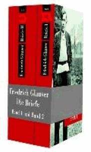 Friedrich Glauser - Briefe. Band 1 und Band 2.