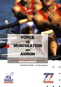 Friedrich Mahlo et Gerhart Bayer - Force et musculation en aviron.