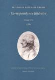 Friedrich Melchior Grimm - Correspondance littéraire - Tome 7, 1760.