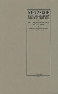 Histoiresdenlire.be Dernières lettres (hiver 1887-hiver 1889) - De la volonté de puissance à l'antichrist Image