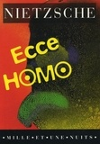Friedrich Nietzsche - Ecce homo.
