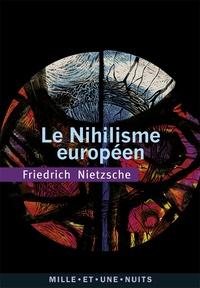 Deedr.fr Le Nihilisme européen Image