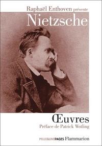 Friedrich Nietzsche - Oeuvres - Le Gai Savoir ; Ainsi parlait Zarathoustra ; Par-delà bien et mal ; Généalogie de la morale ; Le cas Wagner ; Le Crépuscule des idoles ; L'Antéchrist ; Ecce homo ; Nietzsche contre Wagner.