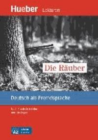 Histoiresdenlire.be Die Räuber. Leseheft - nach Friedrich Schiller. Deutsch als Fremdsprache Image