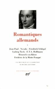 Romantiques allemands - Tome 1.pdf