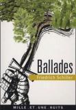 Friedrich von Schiller - Ballades.
