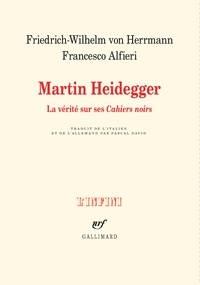 Martin Heidegger - La vérité sur ses Cahiers noirs.pdf
