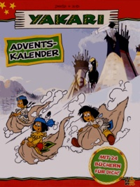 Friendz - Yakari - Adventskalender.