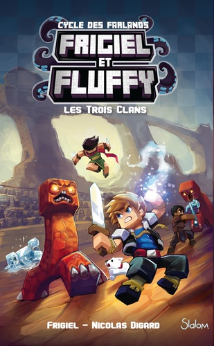 Frigiel Et Fluffy Cycle Des Farlands Tome 1 Grand Format
