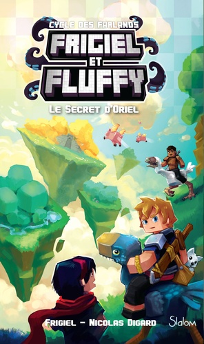 Frigiel Et Fluffy Cycle Des Farlands Tome 3 Grand Format
