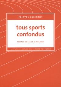 Histoiresdenlire.be Tous sports confondus Image