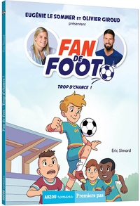 Corridashivernales.be Fan de foot tome 2 - trop d'chance! Image