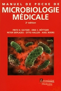 Goodtastepolice.fr Manuel de poche de microbiologie médicale Image