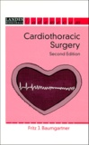 Fritz-J Baumgartner - Cardiothoracic Surgery.