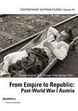 Fritz Plasser et Günter Bischof - From Empire to Republic - Post-World War I Austria.