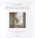 Fritz von der Schulenburg et Karen Howes - L'esprit d'élégance - Le luxe de l'épure dans le décor intérieur.