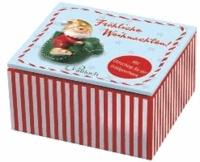 Fröhliche Weihnachten! - Mit Umschlag für ein Geldgeschenk.