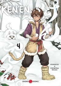 Fuetsudo et Hitoshi Ichimura - Ken'en - Comme chien et singe Tome 4 : .