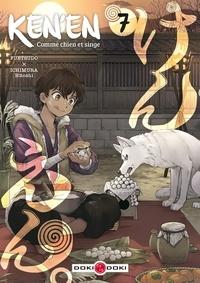 Fuetsudo et Hitoshi Ichimura - Ken'en - Comme chien et singe Tome 7 : .
