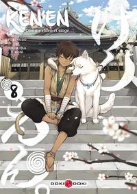 Fuetsudo et Hitoshi Ichimura - Ken'en - Comme chien et singe Tome 8 : .