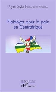 Feriasdhiver.fr Plaidoyer pour la paix en Centrafrique Image