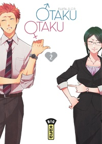 Fujita - Otaku Otaku Tome 2 : .
