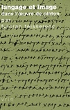 Fulcran Teisserenc - Langage et image dans l'oeuvre de Platon.