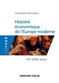 Deedr.fr Histoire économique de l'Europe moderne (XVe-XVIIIe siècle) Image