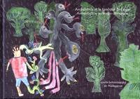 Fulgence Fanony - Ambahitrila et le tambour de l'ogre - Edition bilingue français-malgache betsimisaraka.
