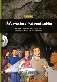 Fulvia Oddo - Un'avventura indimenticabile. 1 CD audio