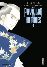 Fumi Yoshinaga - Le Pavillon des hommes, tome 4.