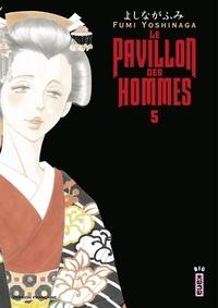 Fumi Yoshinaga - Le Pavillon des hommes, tome 5.