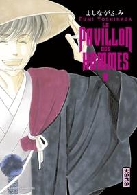 Fumi Yoshinaga - Le Pavillon des hommes, tome 9.