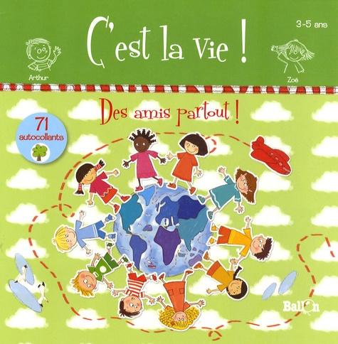 Funny Books - Des amis partout !.