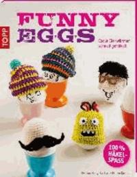 Funny Eggs - Coole Eierwärmer schnell gehäkelt.