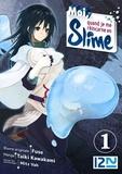 Fuse et Taiki Kawakami - Moi, quand je me réincarne en Slime Tome 1 : .