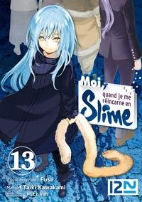 Fuse et Taiki Kawakami - Moi, quand je me réincarne en Slime Tome 13 : .