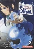 Fuse et Taiki Kawakami - Moi, quand je me réincarne en Slime Tome 2 : .