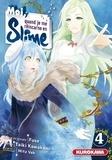 Fuse et Taiki Kawakami - Moi, quand je me réincarne en Slime Tome 4 : .