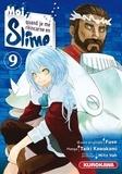 Fuse et Taiki Kawakami - Moi, quand je me réincarne en Slime Tome 9 : .