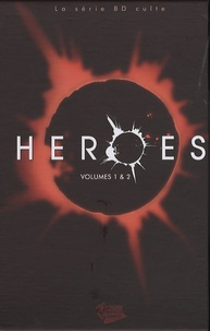 Fusion Comics - Heroes  : Coffret Tomes 1 & 2.